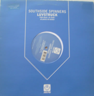 South Side Spinners - Luvstruck 12 inch vinyl