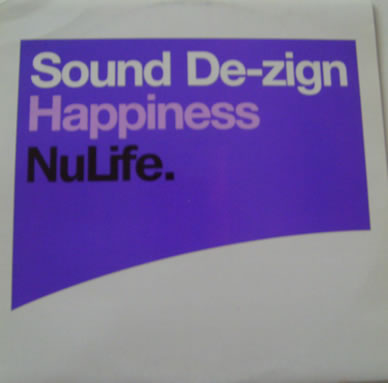Sound De-zign - Happinness 12 Inch Vinyl