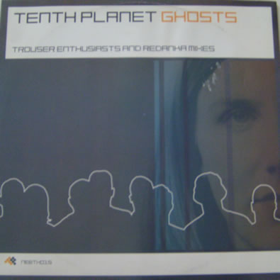 Tenth Planet - Ghosts 12 inch vinyl