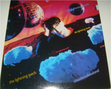The Lightning Seeds - Cloudcuckooland 12 inch vinyl