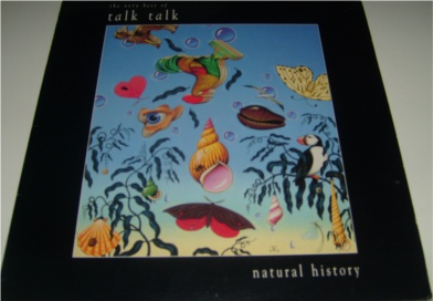 Talk Talk - Natural History (the very best of) 12 inch vinyl