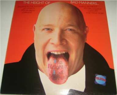 Bad Manners - The Height Of 12 inch vinyl