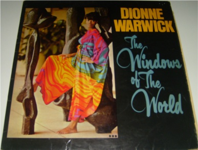 Dionne Warick - The Windows Of The World 12 inch vinyl