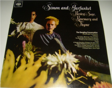 Simon & Garfunkel - Parsley ,Sage ,Rosemary & Thyme 12 inch vinyl