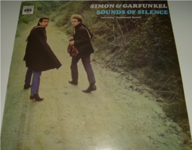 Simon & Garfunkel - Sounds Of Silence 12 inch vinyl