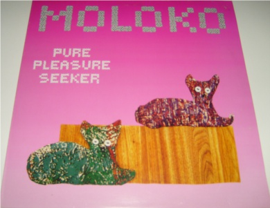Moloko - Pure Pleasure Seeker 12 Inch Vinyl