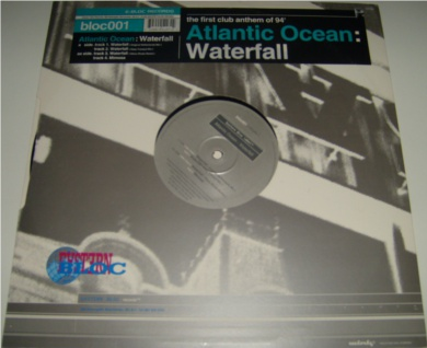 Atlantic Ocean - Waterfall 12 Inch Vinyl