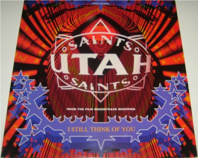 Utah Saints - Still Thinking Of You 12 Inch Vinyl