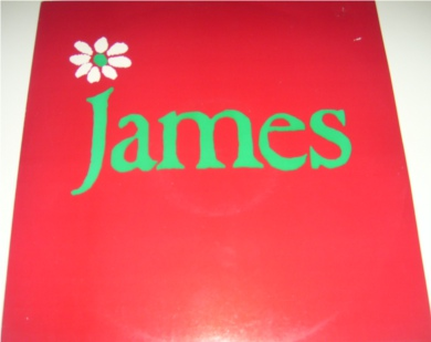 James - How Was It For You 12 Inch Vinyl