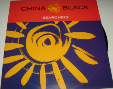 China Black - Searching 12 Inch Vinyl