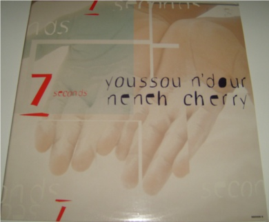 Neneh Cherry & Youssou N' Dour - 7 Seconds 12 Inch Vinyl