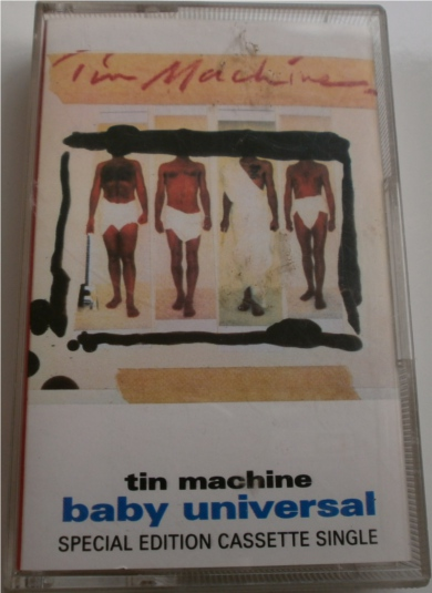 Tin Machine - Baby Universal Special Edition