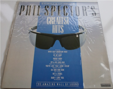 Phil Spector's - Greatest Hits 12 inch vinyl