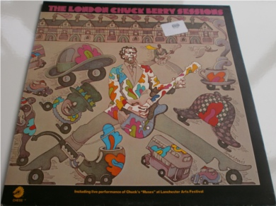 Chuck Berry - The London Chuck Berry Sessions 12 inch vinyl