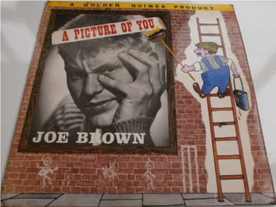 Joe Brown - A Picture Of You 12 inch vinyl