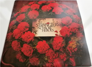 The Stranglers - No More Heros 12 inch vinyl