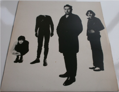 The Stranglers - Black And White 12 inch vinyl