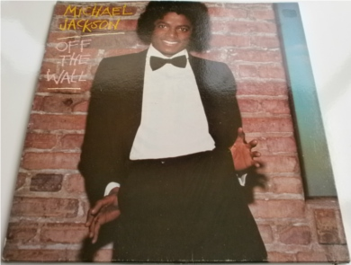 Micheal Jackson - Off The Wall 12 inch vinyl