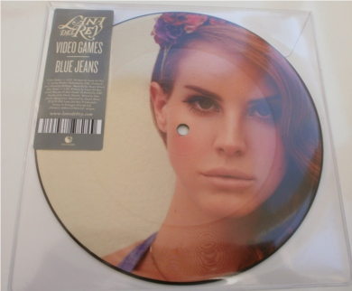 Lana Del Rey - Video Games 7 Inch Vinyl