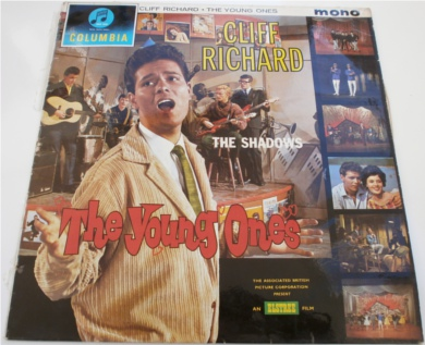 Cliff Richards & The Shadows - The Young Ones 12 Inch Vinyl