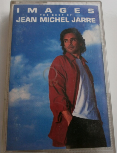 Jean Micheal Jarre - Images The Best Of - Cassette Tape