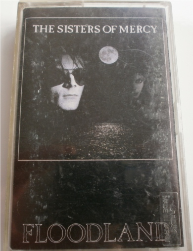 Sisters of Mercy - Floodland - Cassette Tape