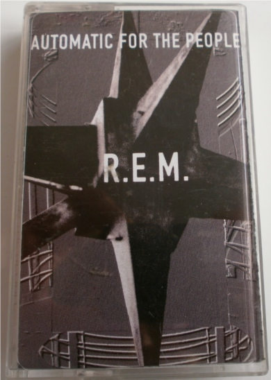R.E.M - Automatic For The People - Cassette Tape