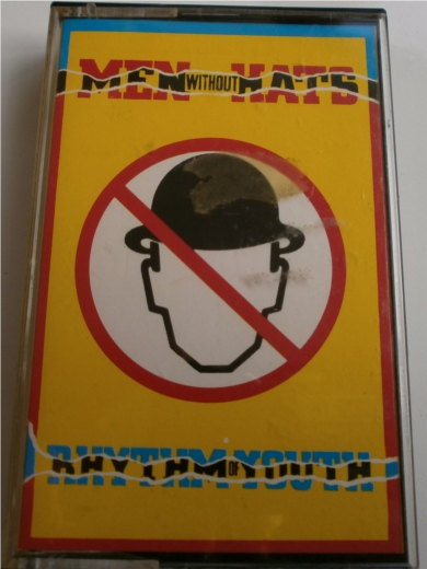 Rhythm Of Youth - Men Without Hats - Cassette Tape
