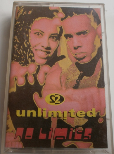2 Unlimited - No Limits - Cassette Tape