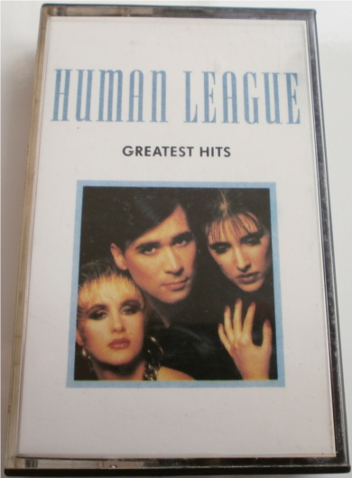 The Human League - Greatest Hits - Cassette Tape
