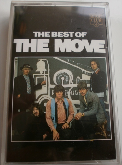 The Move - The Best Of - Cassette Tape
