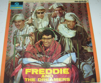 Freddie And The Dreamers - Two Faces Of Freddie 12 inch vinyl