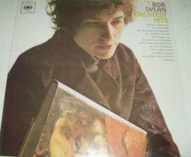 Bob Dylan - Greatest Hits 12 inch vinyl