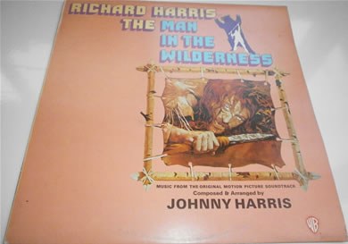 Man In The Wilderness 1972 12 Inch Vinyl