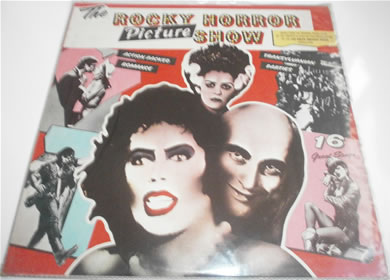 The Rocky Horror Picture Show 12 Inch Vinyl