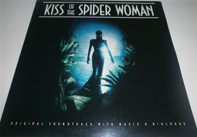 Kiss Of The Spider Woman 12 Inch Vinyl