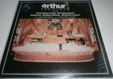 Arther - The Album German Copy 12 Inch Vinyl