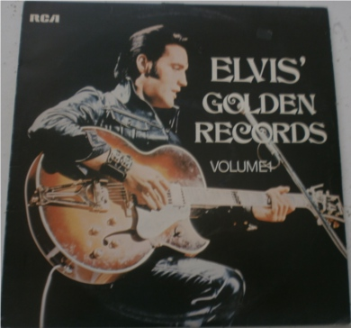 Elvis Presley - Elvis' Golden Records Volume 1 SF 8129 12 inch vinyl
