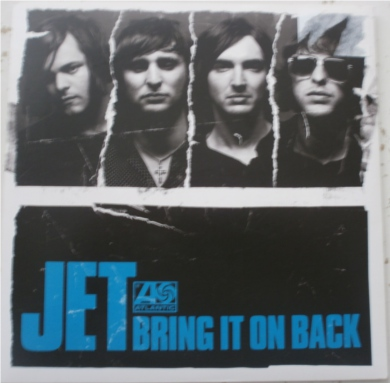 Jet - Bring It On Back 7 Inch Vinyl
