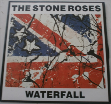 The Stone Roses - Waterfall 7 Inch Vinyl