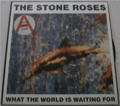 The Stone Roses - What The World Is Waiting For 7 Inch Vinyl