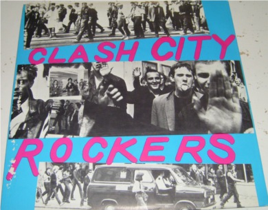 The Clash - Clash City Rockers 7 Inch Vinyl