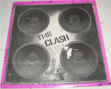 The Clash - Complete Control 7 Inch Vinyl