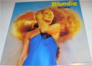 Blondie - Atomic 12 inch vinyl