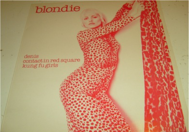 Blondie - Denis 12 Inch Vinyl