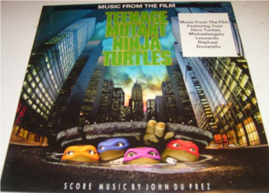 Teenage Mutant Ninja Turtles 12 Inch Vinyl