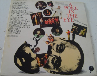 A Poke In The Eye (With A Sharp Stick) - Amnesty International 1976 12 Inch Vinyl