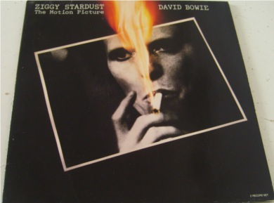David Bowie - Ziggy Stardust The Motion Picture 1983 12 Inch Vinyl