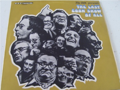 The Goon Show - The Last Goon Show Of All - 1972 12 Inch Vinyl