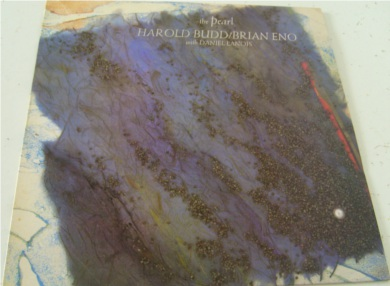 Harold Budd / Brian Eno With Daniel Lanois - The Pearl 12 inch vinyl